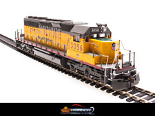 Broadway Limited 2718 HO EMD SD40-2 UP # 3056 DCC/Paragon 2