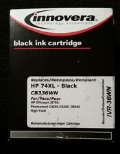 Innovera Brand HP 74XL BLACK Remanufactured Inkjet Cartridges HP Officejet J5780