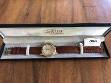 ORIS Wrist Alarm Mechanical Watch Limited Edition 872/1600 New in Box