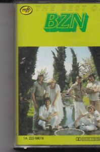 BZN-The Best Of Music Cassette