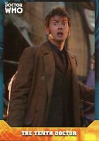 Doctor Who Signature Series Base Card #66 Wilfred Moff