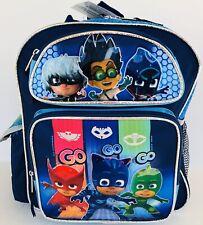 "Pj Masks 12"" Toddler School Backpack (Brand New)"