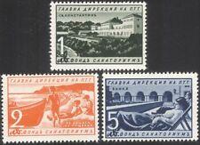 Bulgaria 1941 Hospital/Buildings//Architecture/Medical/Health 3v set (n37798)