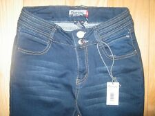 Montana Knit Denim Stretch Skinny Womens Sexy Jeans Pants SIZE 7/8