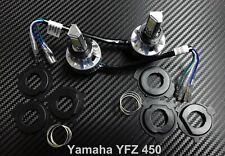 LED Kit High Power H6 Headlight Lights Bulbs HID for Yamaha YFZ 450 2004–2013