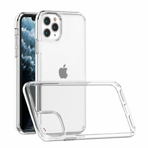 Shockproof  Cover Crystal Clear Phone Case for iPhone 13 12 Pro Max