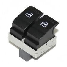 Negro Ventana Botón Interruptor Lado Conductor Control remoto para VOLKSWAGEN