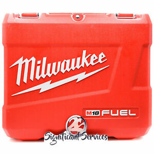Milwaukee M18 Fuel Hammer Drill Driver 2804-20 2804-22 Tool Carrying Hard Case