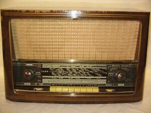 Saba Röhrenradio Konstanz-Automatic 8