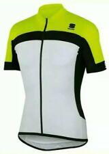 Sportful Pista Long zip Cycling Jersey (Size Medium)