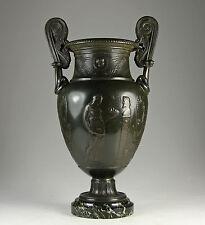 Bella neo-classico Showin Anfora intorno 1880 Antica Mitologia Empire