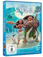 Vaiana [DVD/NEU/OVP] Animationsfilm von Walt Disney aus 2016