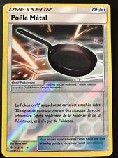 Carte Pokemon POELE METAL 112/131 REVERSE Soleil et Lune 6 SL6 FR NEUF