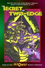 "ELFQUEST Readers Collection vol 6 ""Secret of Two-Edge"" NEW, SIGNED!"