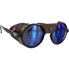 Happy Hour Duster Sunglasses Dickson Black/Brown Leather