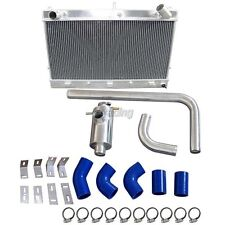 CXRacing V-Mount Radiator Kit for Nissan 300ZX Z32 with LS1 LSx LS Swap