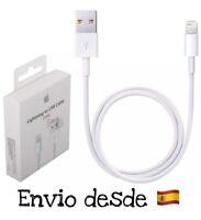 Cable iPhone 5 5s 6 6s SE 6 Plus 7 7 Plus 8 8 Plus X - 🇪🇸 Carga y Datos