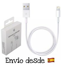 Cable Lightning Original iPhone 5 5s 6 6s SE 6 Plus 7 7 Plus 8 8 Plus X - 🇪🇸