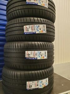 MICHELIN PS4 SET 255/35 ZR18 225/40 ZR18 A1 CAR TYRES 255 35 18 225 40 18 C+A