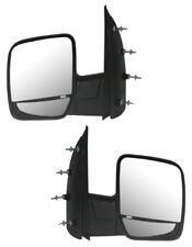 03 04 05 06 07 Econoline Van Left & Right Manual Side View Mirror Pair L+R