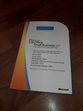 Microsoft Office Small Business 2007 Medialess License Kit