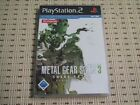 Metal Gear Solid 3 Snake Eater für Playstation 2 PS2 PS 2 *OVP*