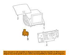 MERCEDES OEM 08-11 C300 GPS Navigation System-Switch 2048702851