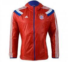 Adidas FC Bayern Munich Men's Anthem Windbreaker Jacket
