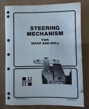 Hyster Steering Mechanism TWR Wrap and Roll Manual 1600 SRM 352