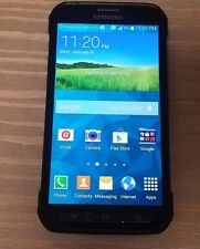 Samsung Galaxy S5 Active SM-G870A 16GB (AT&T Unlocked) GSM 4G Smartphone Green C