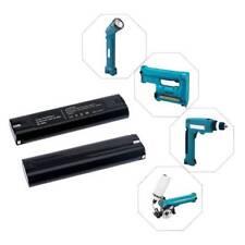 2PCS 9.6V NiMH Battery for MAKITA 9000 191681-2,9000.9001,19168-2 Cordless Drill