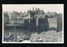 Gloucestershire TEWKESBURY King John's Bridge Judges' Proof  photo Card c1950s?