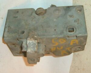 United Pacific 1952-55 Chevy /& Gmc 1St Series Truck Door Latch Driver//Left Hand Side