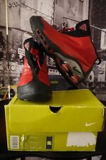 2001 NIKE SHOX VC 1 VINCE CARTER RED US 9.5 UK 8.5  EU 43 NEW RARE Collector