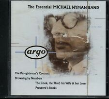 MICHAEL NYMAN BAND - The Essential - CD Album *Soundtrack Compilation*