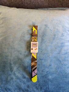 Vintage Nintendo Game Boy Wrist Watch 1994