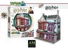 Wrebbit 3D Puzzle Harry Potter - Quality For Quidditch & Jiggers Pharmacy