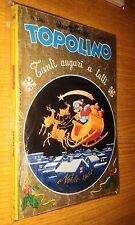 TOPOLINO  # 1360 - WALT DISNEY - 20 DICEMBRE 1981- NATALE