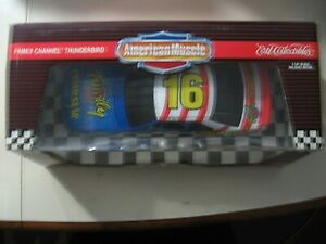 Family Channel: 1996 Thunderbird Ted Musgrave 1:18 die cast, Brand New & Sealed
