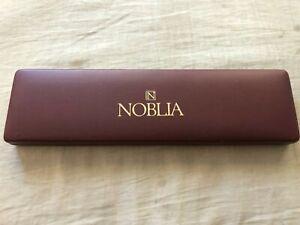 Vintage Noblia Citizen Wristwatch Watch Empty Gift Case Box VERY GOOD CONDITION