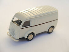 Renault 1000 KG Camionnette Transporter 1 Ton Truck creme, Macadam in 1:43 boxed