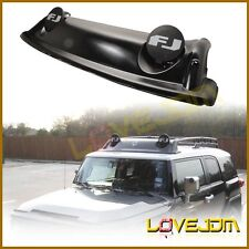 Fit 07-11 Toyota FJ Cruiser Offroad OE Sstyle Fog Light Lamps Air Dam Roof Rack