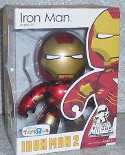 Mighty Muggs IRON MAN 2 MARK VI Vinyl Toys R Us Figure