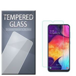 For Samsung Galaxy A50 / A20 Tempered Glass Screen Protector [3-PACK]