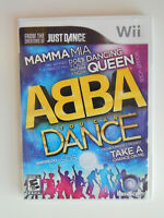 ABBA You Can Dance Game Complete! Nintendo Wii