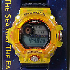 Casio G-SHOCK GW-9403KJ-9JR RANGEMAN Love The Sea And The Earth Wristwatch New