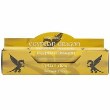 Elements Incense Egyptian Dragon .20 Sticks. Beautiful Fragrance. Boxed.