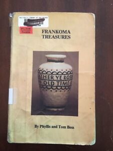 1983 Frankoma Treasures by Phyllis and Tom Bess Illustrated