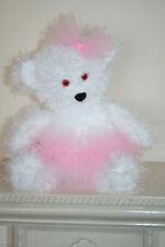 Teddy Bear Toy Ballerina Knitting Pattern