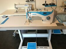 Jack A4-S Semi Dry Fully Automated Industrial Sewing Machine with Thread Trimmer